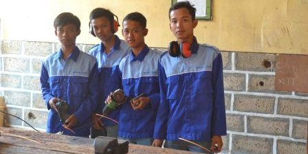 TPL SMKN 1 CARIU Kabupaten Bogro, Jawa Barat