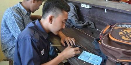 TAV SMKN 1 CARIU Kabupaten Bogor, Jawa Barat