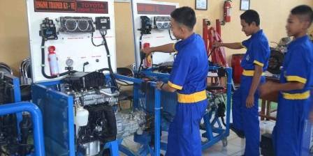 TKR SMKN 1 CARIU Kabupaten Bogor, Jawa Barat