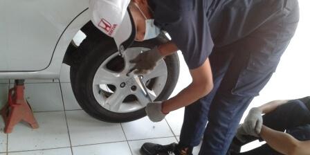 Honda Prospect & SMKN 1 Cariu Kabupaten Bogro, Jawa Barat