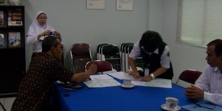 MOU PT. TOA dengan SMKN 1 CARIU Kabupaten Bogro, Jawa Barat