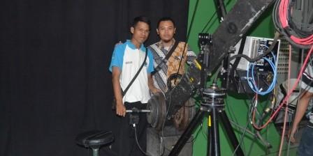 Kunjungan Industri SMK Multimedia Jawa Barat  SMKN 1 Cariu Kabupaten Bogor ke  Indosiar