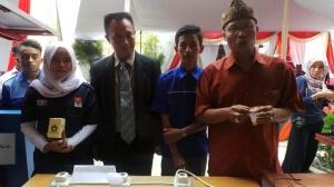 Launching Produk SMK Negeri 1 Cariu
